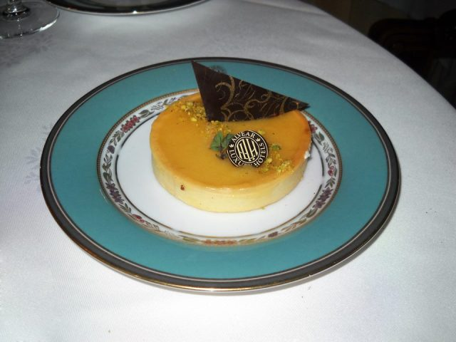 lemon pie del alvear palace hotel