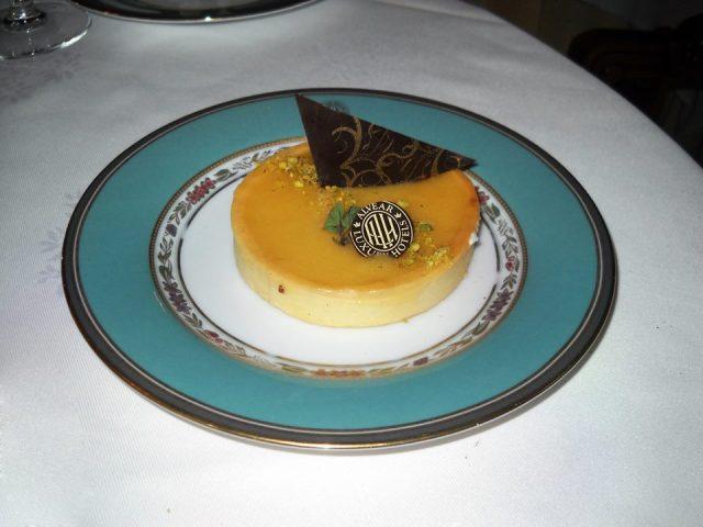 lemon pie del alvear palace hotel