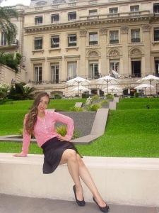 High tea en el palacio duahu - Park Hyatt / Buenos Aires - Argentina