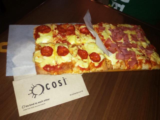pizza cosi