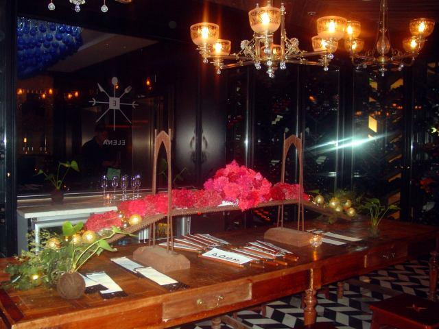 Restaurante Elena Four Seasons Buenos Aires